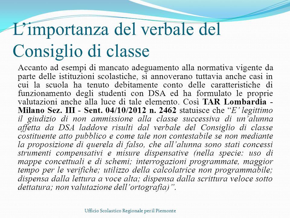 L'importanza del verbale del Consiglio di classe