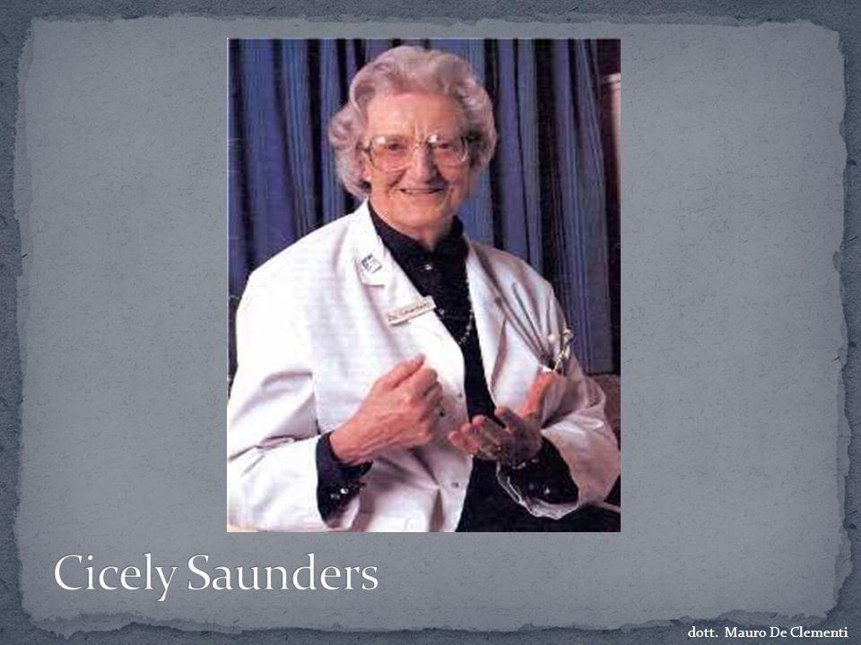 Cicely Saunders dott. Mauro De Clementi