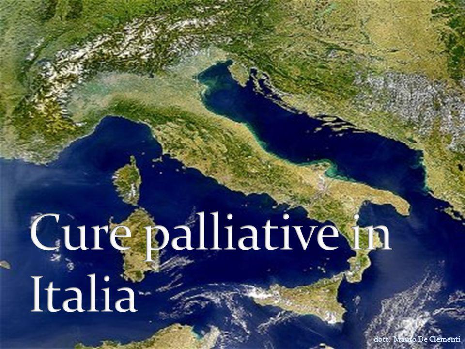 Cure palliative in Italia