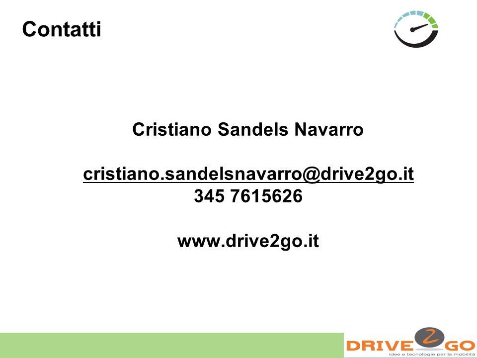 Cristiano Sandels Navarro