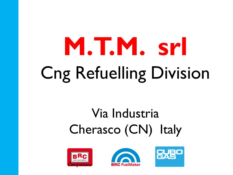 Cng Refuelling Division