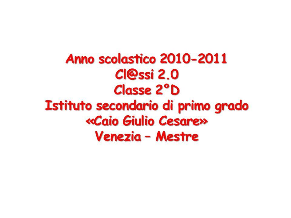 «Caio Giulio Cesare» Venezia – Mestre