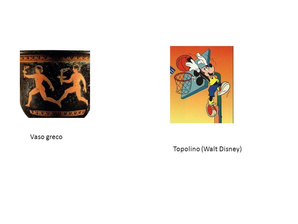 Vaso greco Topolino (Walt Disney)