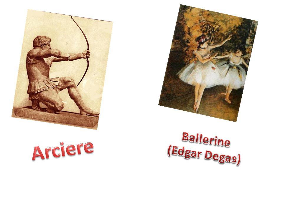 Ballerine (Edgar Degas) Arciere