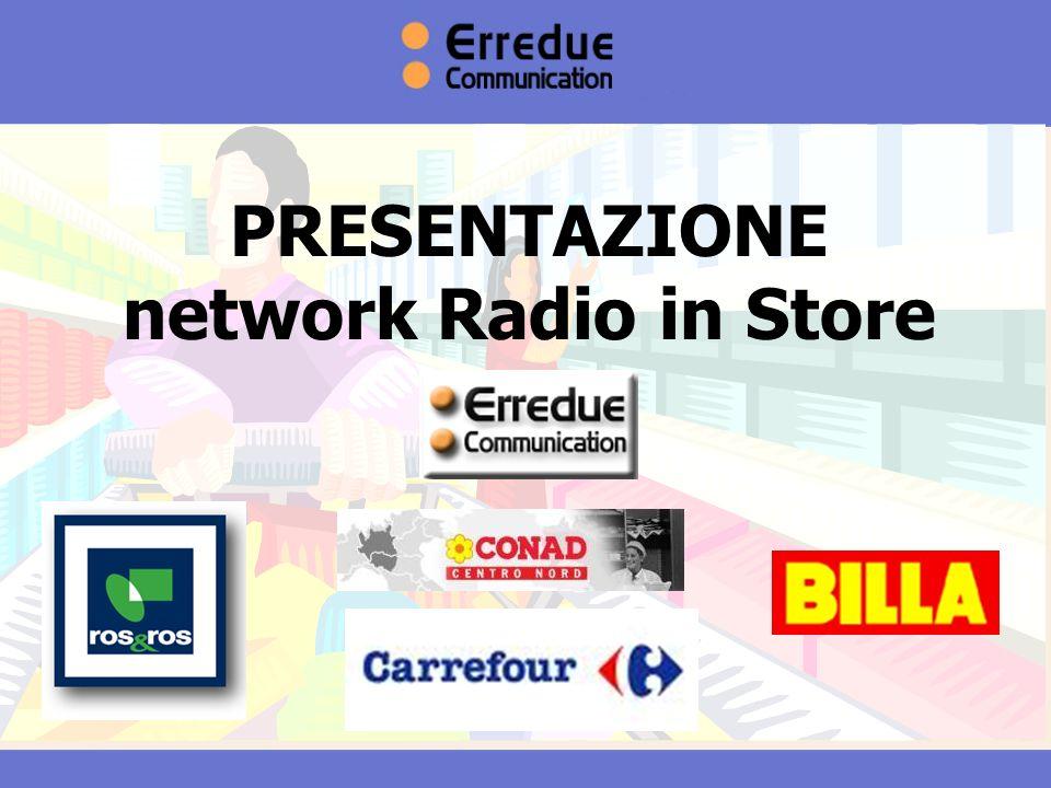 PRESENTAZIONE network Radio in Store