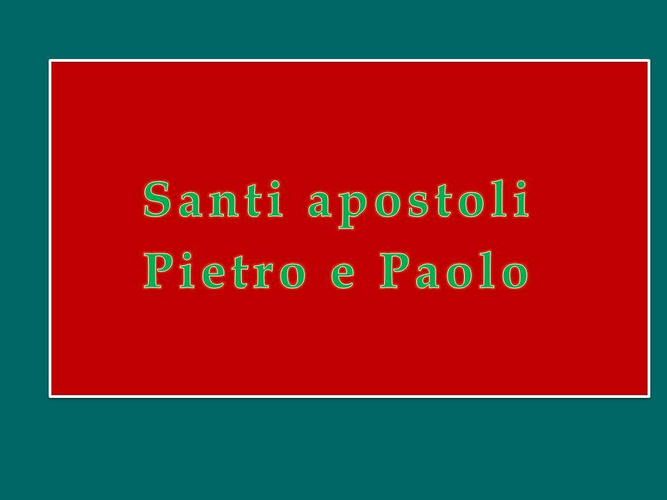 Santi apostoli Pietro e Paolo