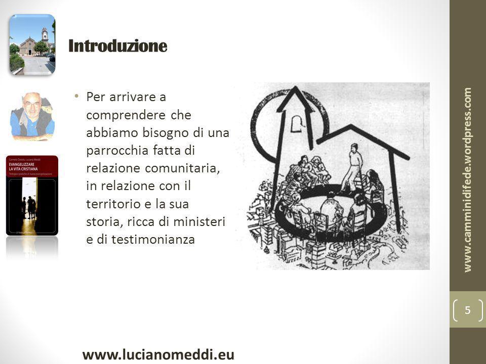 Introduzione www.lucianomeddi.eu