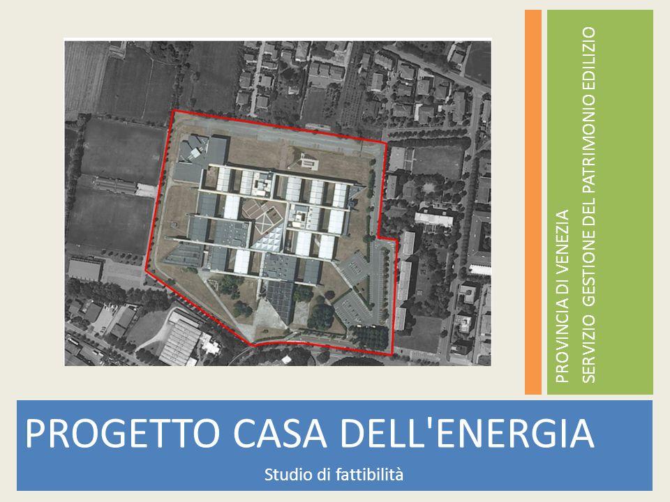 PROGETTO CASA DELL ENERGIA