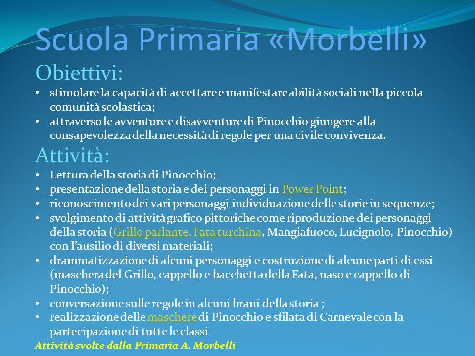 Scuola Primaria «Morbelli»