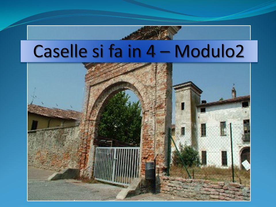 Caselle si fa in 4 – Modulo2