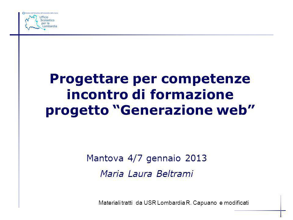 Mantova 4/7 gennaio 2013 Maria Laura Beltrami