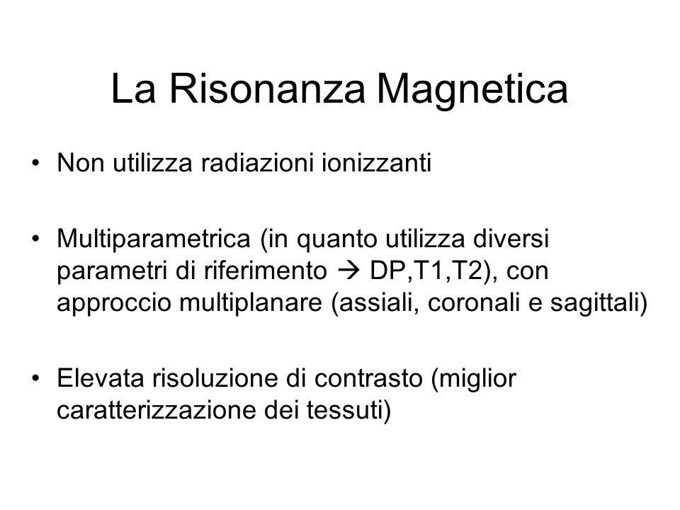 La Risonanza Magnetica