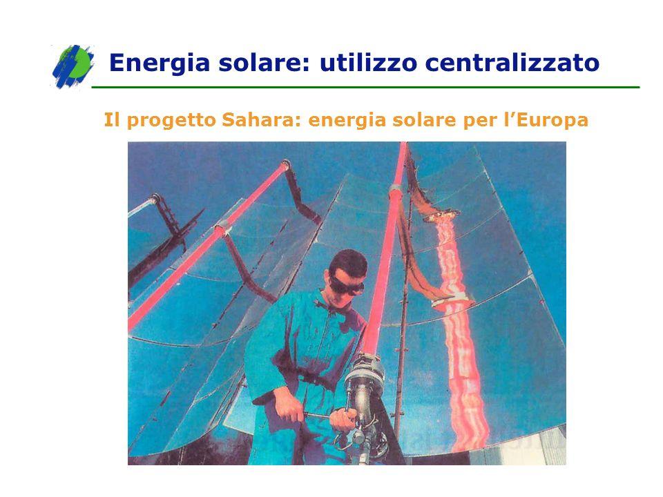 Il progetto Sahara: energia solare per l'Europa