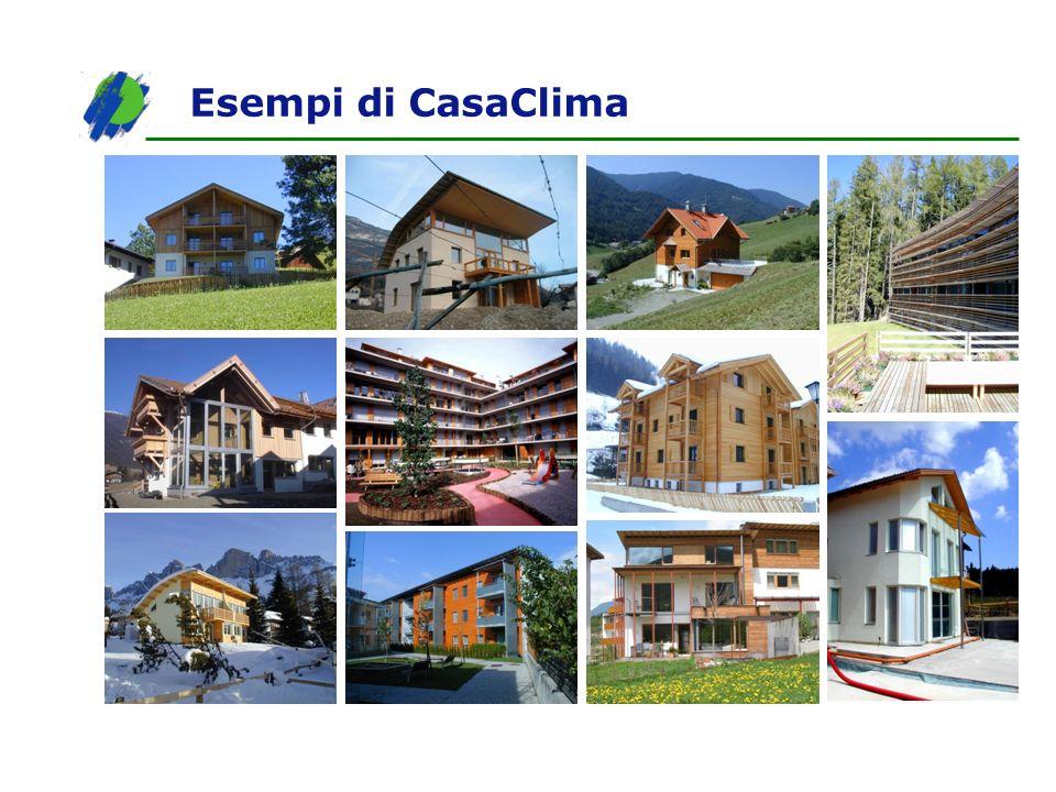 Esempi di CasaClima