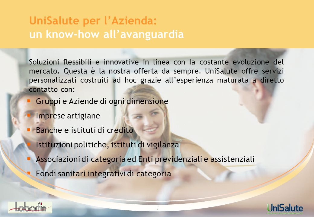 UniSalute per l'Azienda: un know-how all'avanguardia