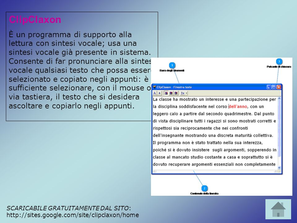 ClipClaxon