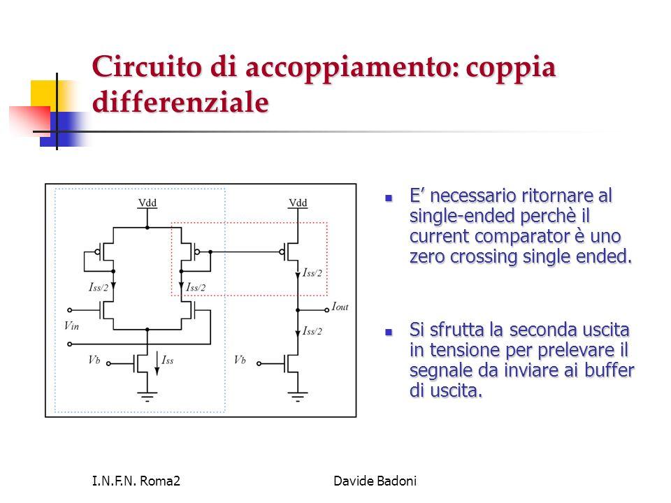 Circuito di accoppiamento: coppia differenziale