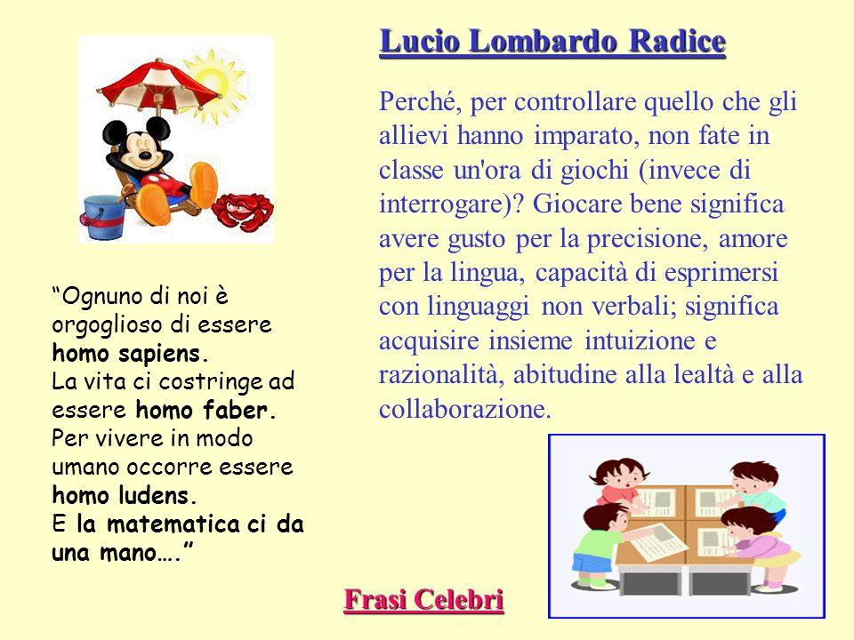 Lucio Lombardo Radice
