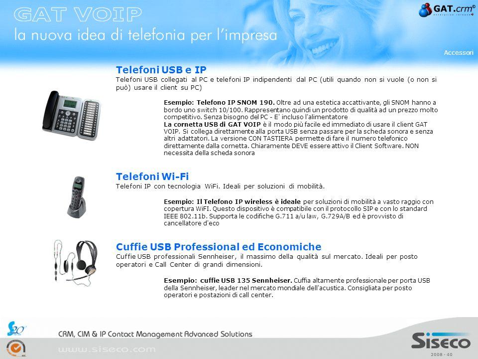 Cuffie USB Professional ed Economiche