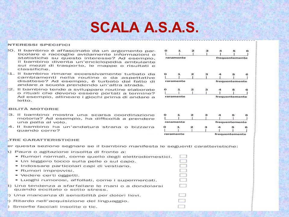 SCALA A.S.A.S.
