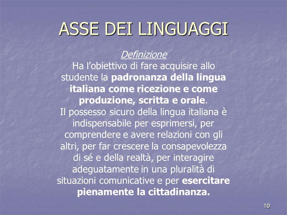 italiana come ricezione e come pienamente la cittadinanza.