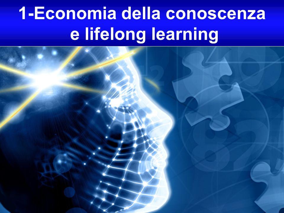 1-Economia della conoscenza e lifelong learning