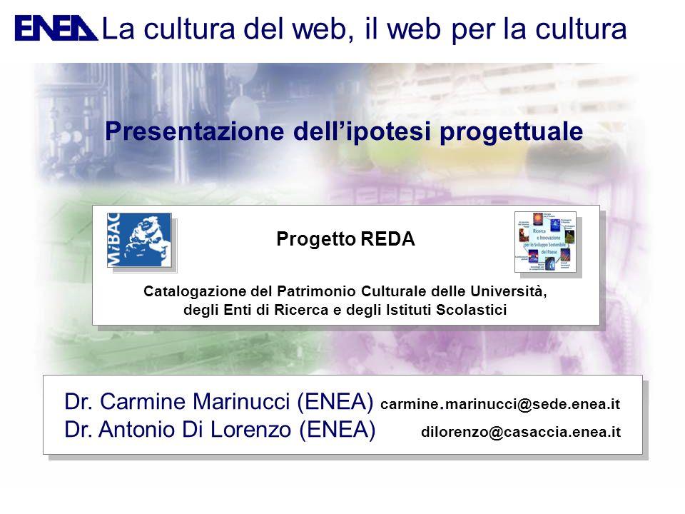 La cultura del web, il web per la cultura