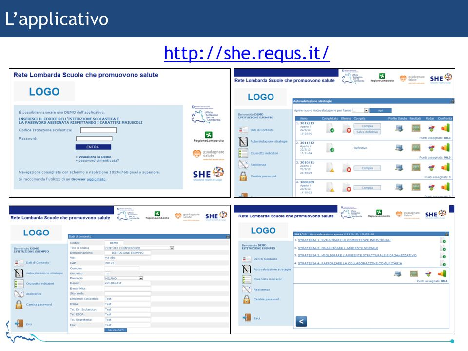 L'applicativo http://she.requs.it/