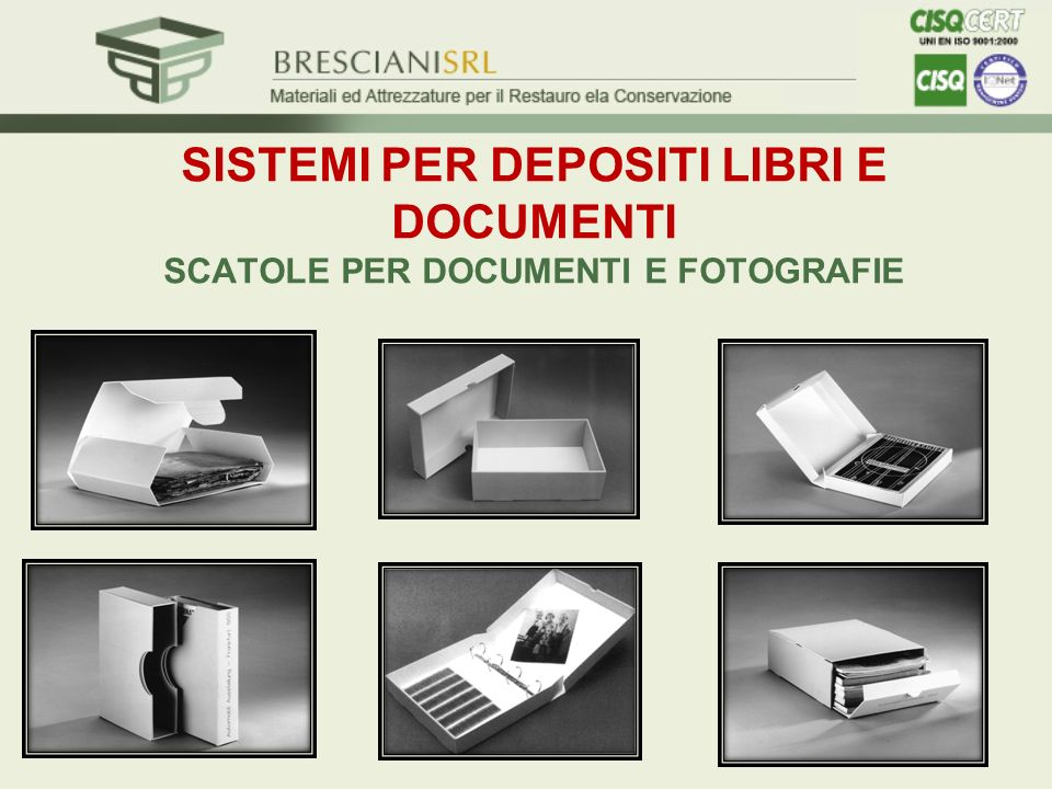 Bresciani srl – Milano Relatore: Vittorio Bresciani - ppt scaricare