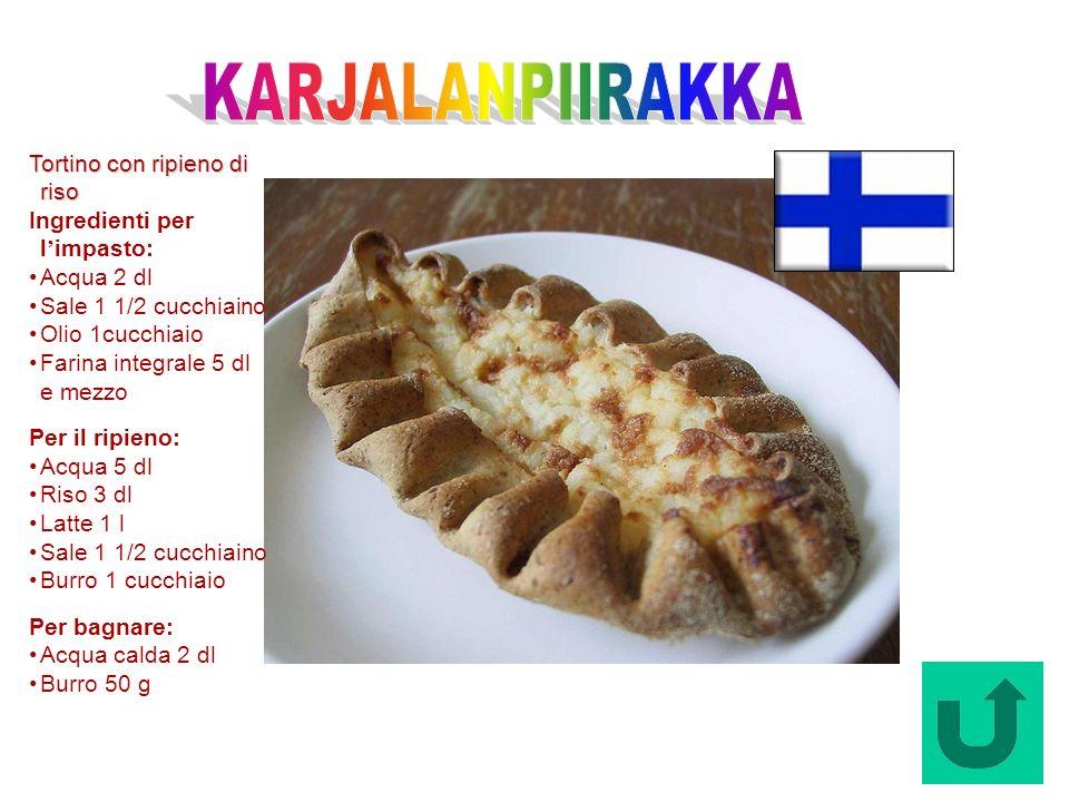 Karjalanpiirakka (Finlandia)