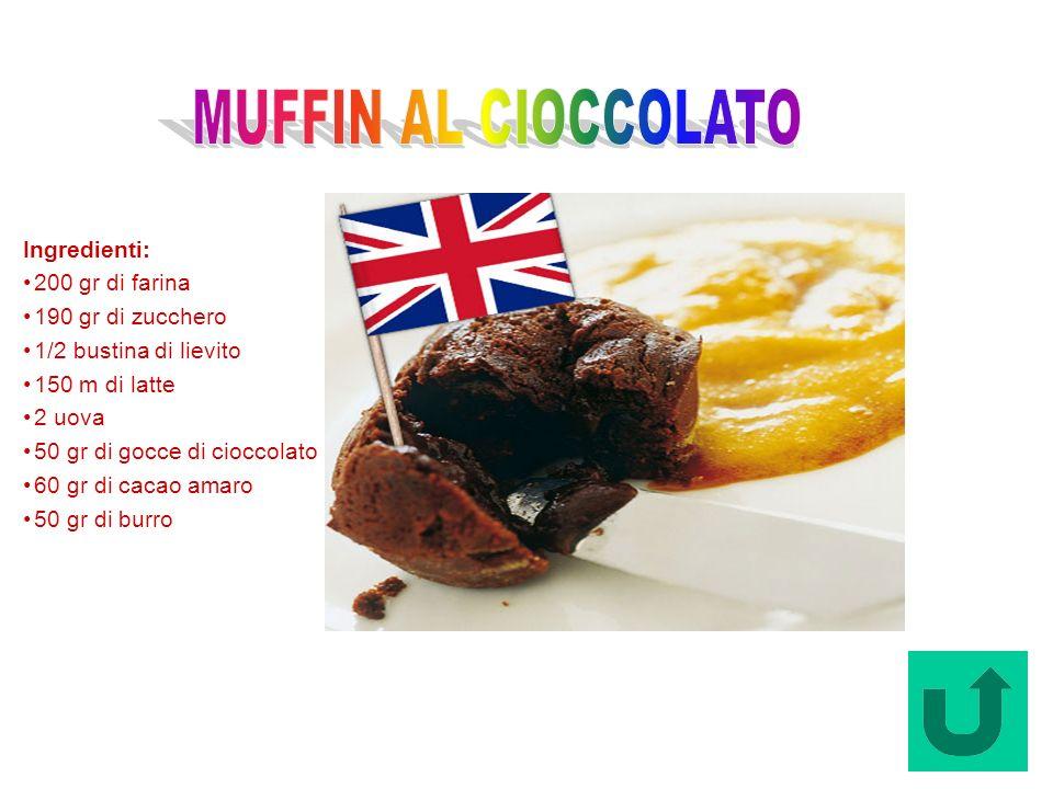 Muffin al Cioccolato (Regno Unito)