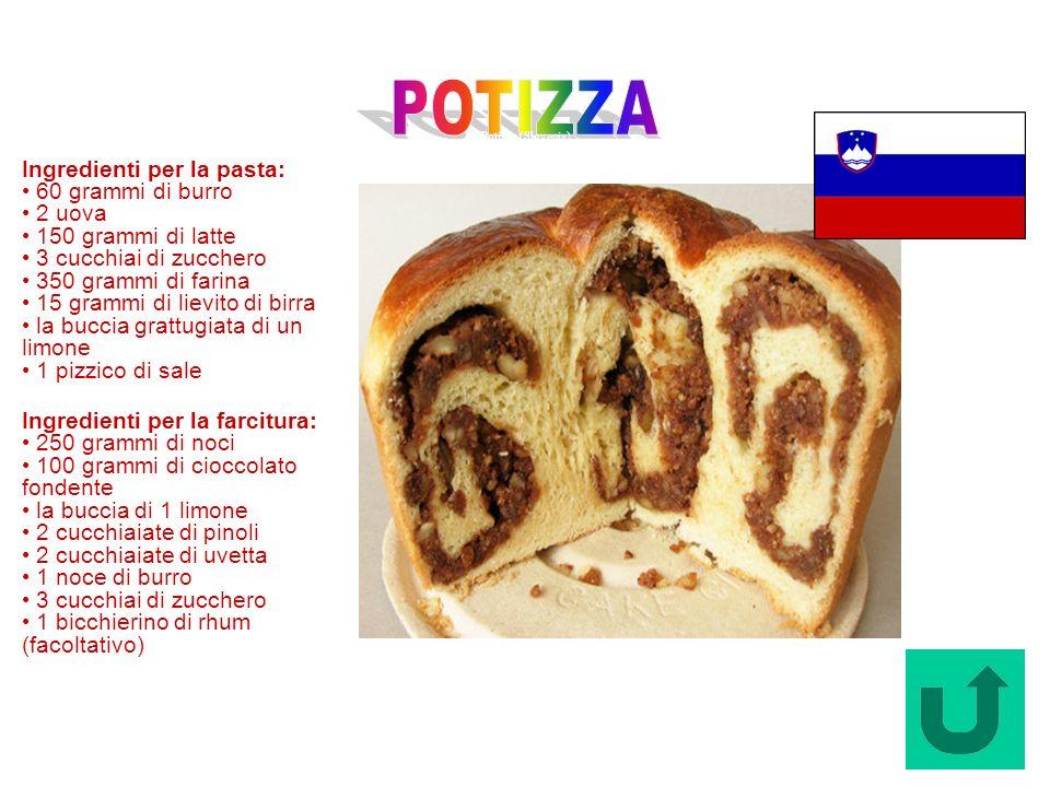 Potizza (Slovenia) POTIZZA.