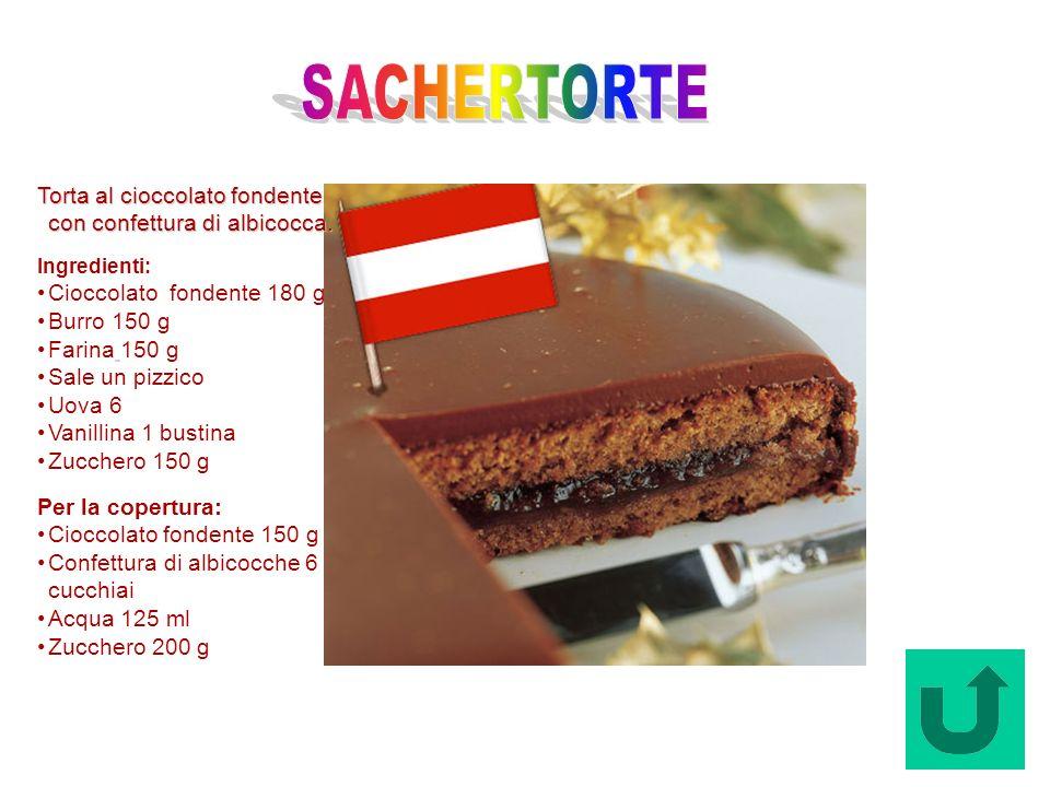 Sachertorte (Austria)