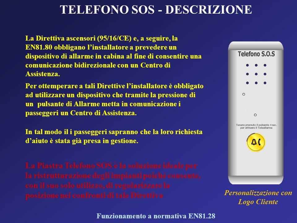 TELEFONO SOS - DESCRIZIONE