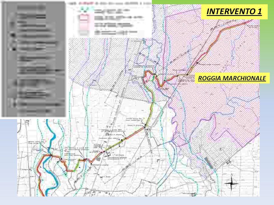INTERVENTO 1 ROGGIA MARCHIONALE