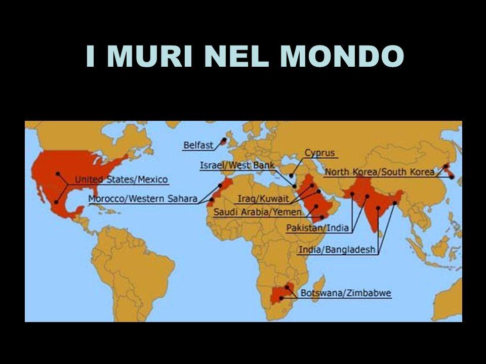 I MURI NEL MONDO