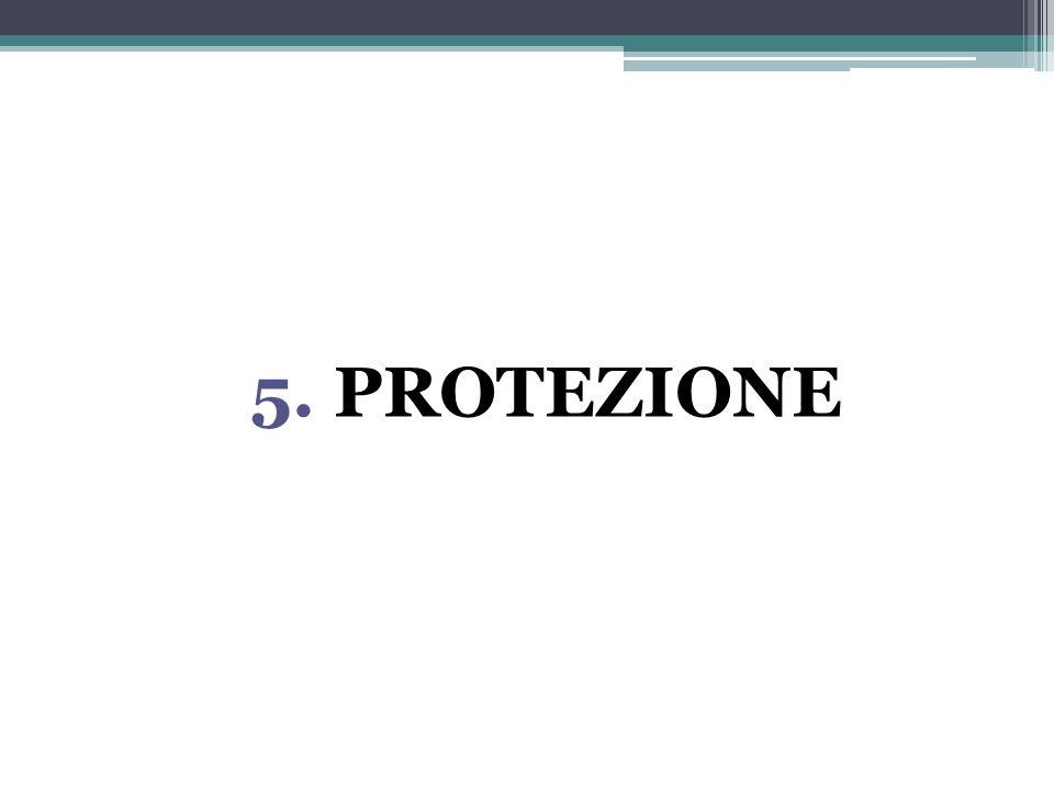 5. PROTEZIONE
