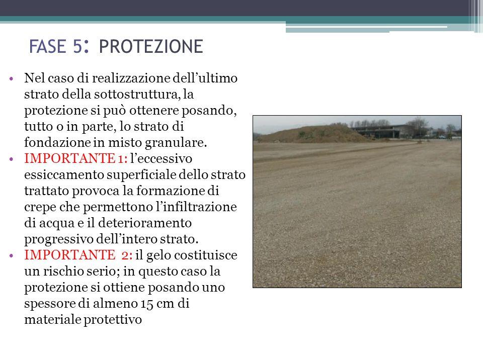 FASE 5: PROTEZIONE