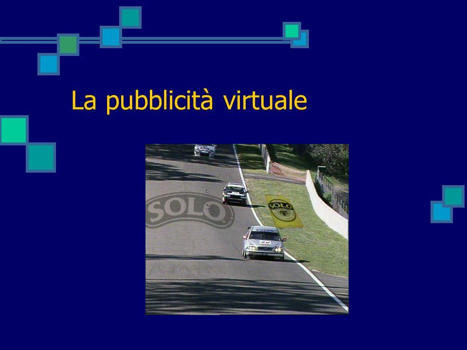 La pubblicità virtuale