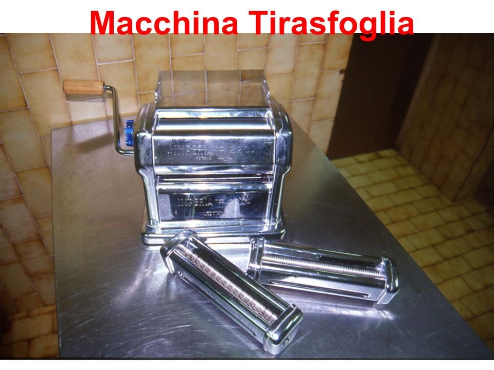 Macchina Tirasfoglia