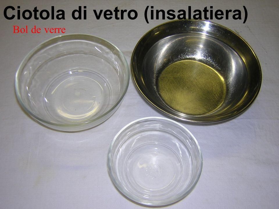Ciotola di vetro (insalatiera)