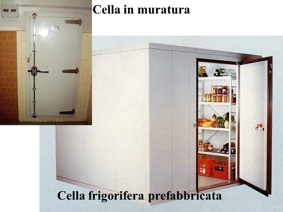 Cella in muratura Cella frigorifera prefabbricata