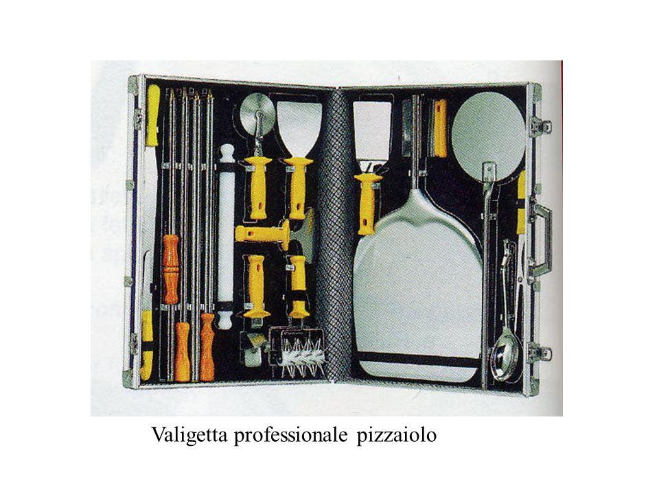 Valigetta professionale pizzaiolo