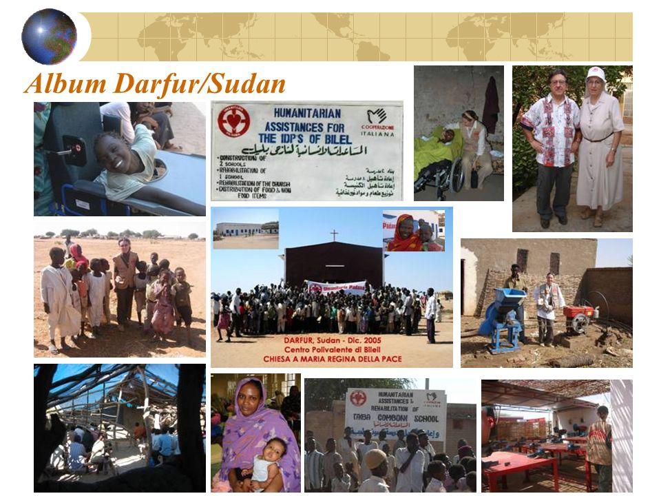 Album Darfur/Sudan