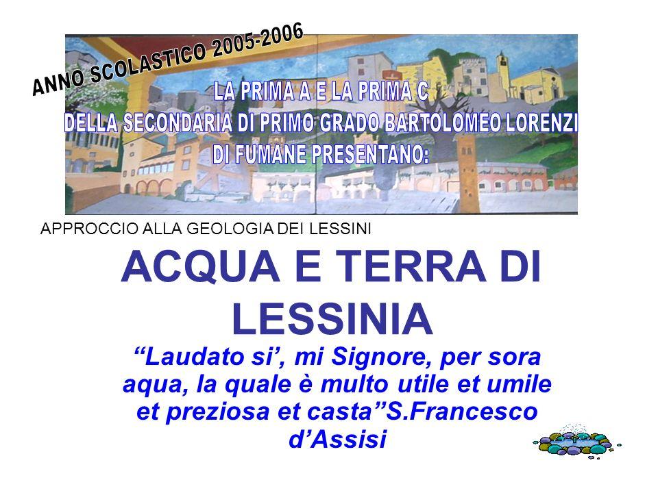 ACQUA E TERRA DI LESSINIA