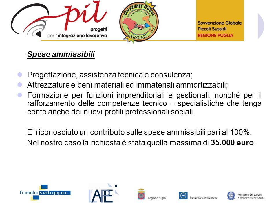 Progettazione, assistenza tecnica e consulenza;