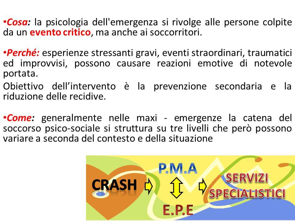 P.M.A CRASH E.P.E SERVIZI SPECIALISTICI