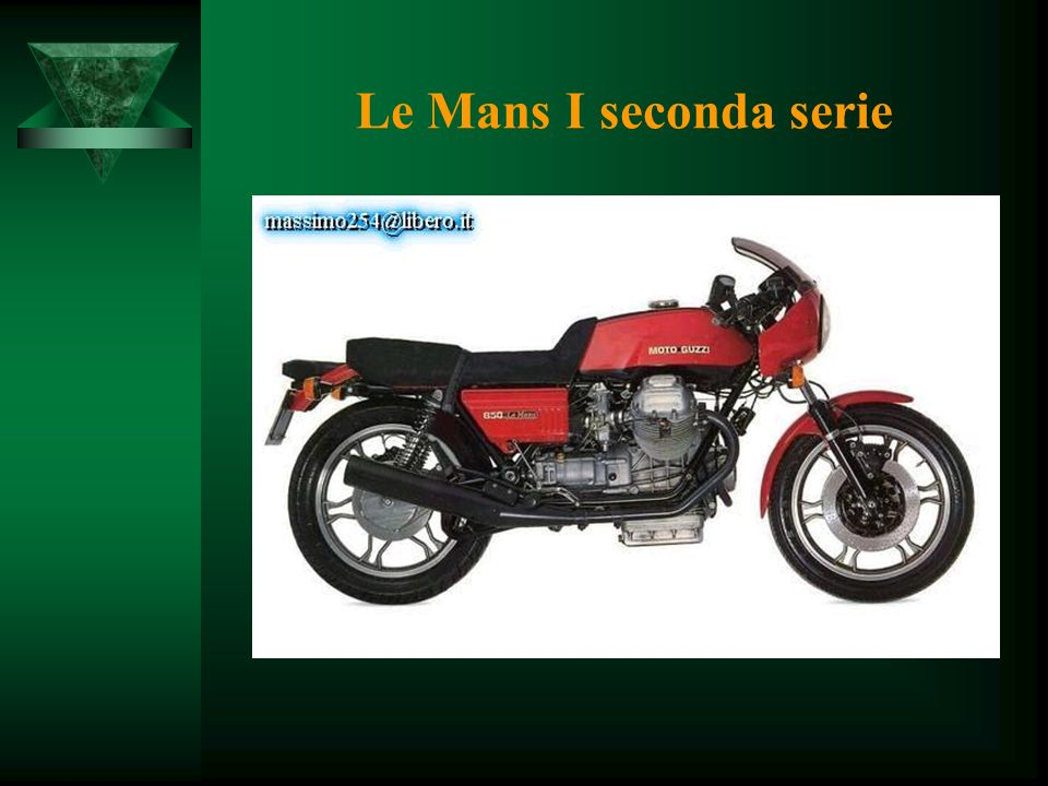 Le Mans I seconda serie
