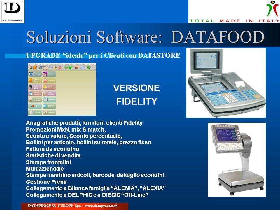 Soluzioni Software: DATAFOOD
