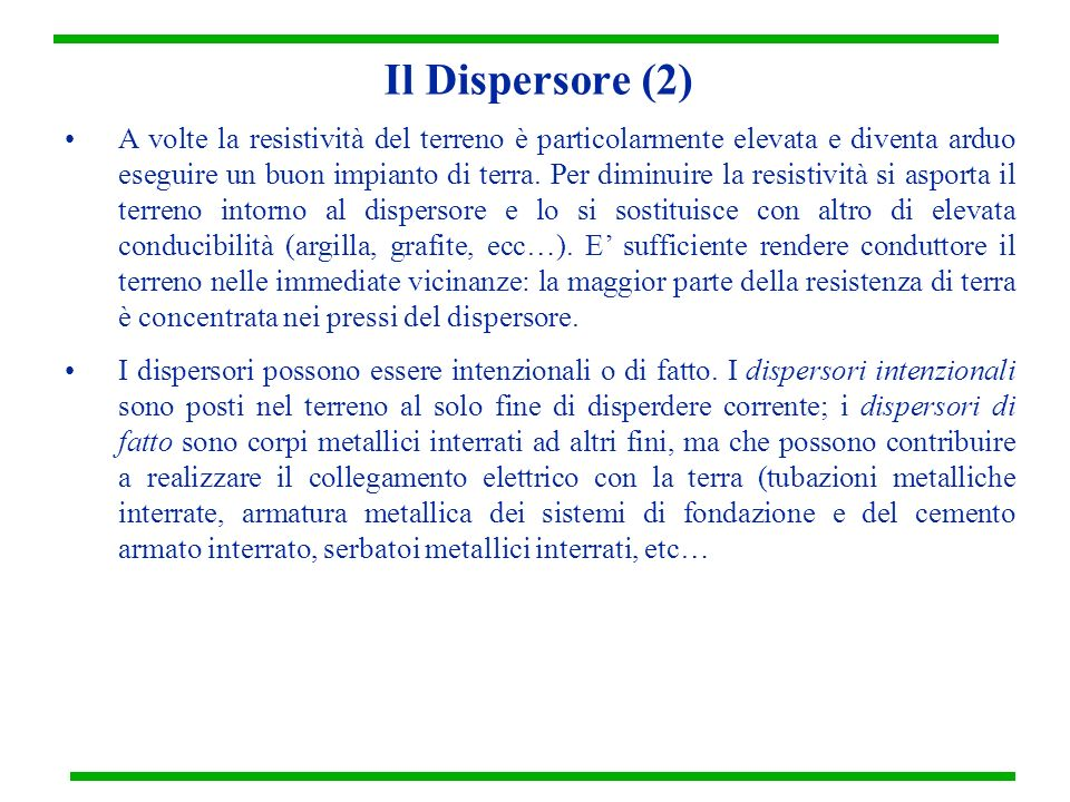 Il Dispersore (2)